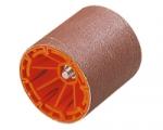 Lihvimistrummel trellile 75x80mm + paberrull K80