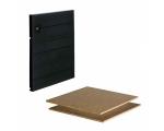 Kapikomplekt - uks + 2 riiulit