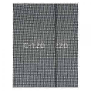 Raspelriie 115x280mm 4tk.K120 / K220