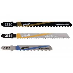 Tikksae terad 3tk HCS HSS T-kinnitus kõva puit,vineer/puitpruss/laastplaat/MDF/laminaat/lehtteras/alumiinium erinevad lõiked