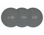 Raspelriie 5tk Ø225mm K120