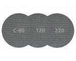 Raspelriie 5tk Ø225mm K220