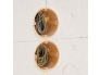 Elektritooside märkešabloon libellidega