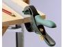 Hammasfiksaatoriga näpitsklamber FZR 50mm