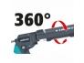 Silikooni püstol MG350