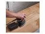 Lihvpaberi komplekt delta 95mm + lisasegment K40 takjaga 10 tk
