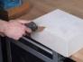 Universaaltööriista lihv-lõikur kõvasulamkattega kolmnurkne 35mm